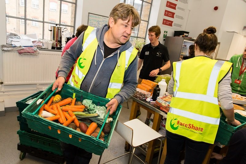 FareShare - fighting hunger, tackling food waste