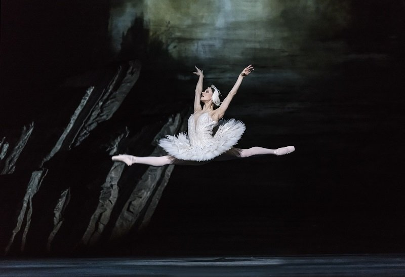 Swan Lake. Marianela Nuñez as Odette. © ROH, 2018. Photogrpahed by Bill Cooper.